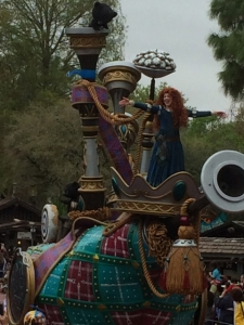 Disney Merida WDW